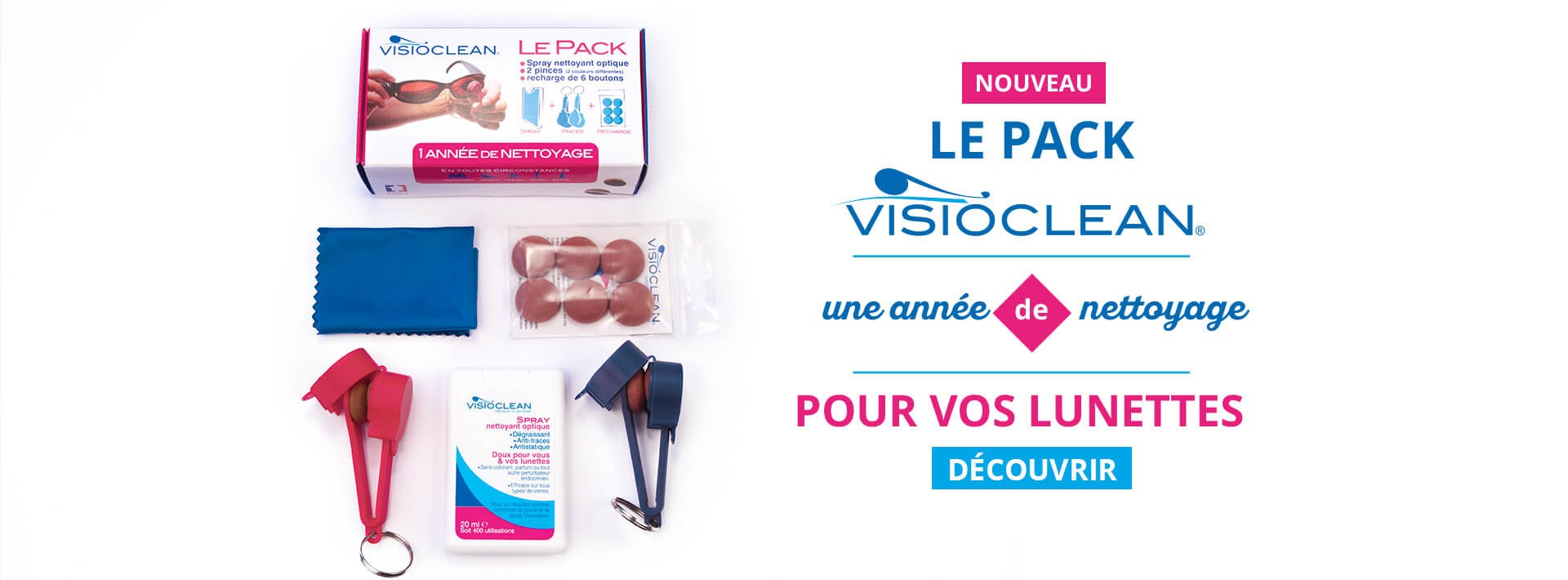 Pack Visioclean
